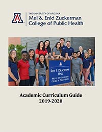 Mel and Enid Zuckerman College of Public Health Academic Catalog 2018-2019