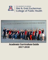 Mel and Enid Zuckerman College of Public Health Academic Catalog 2017-2018